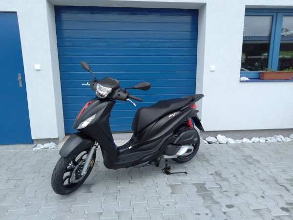 Piaggio Medley S RST 2020 125 ABS